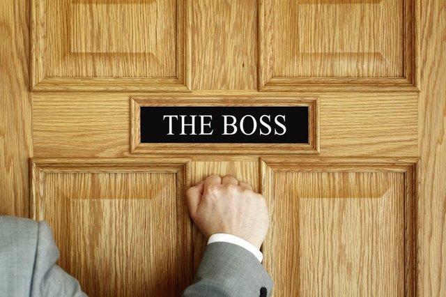 Как правильно спорить с начальником