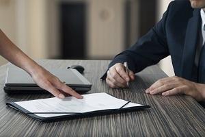Резолюция на заявлении об увольнении: образец, какая ставится