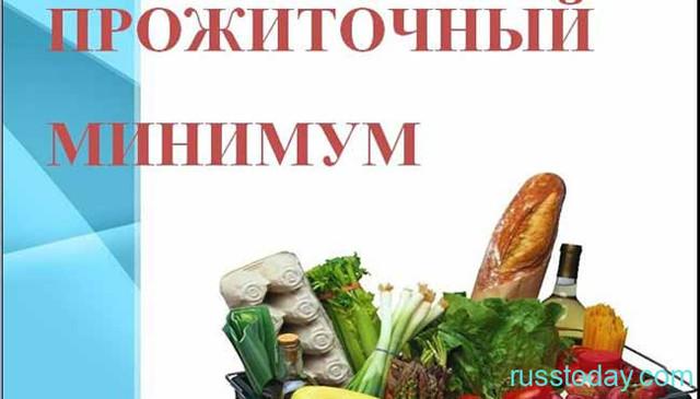 Прожиточный минимум в Московской области в 2020 году с 1 июля