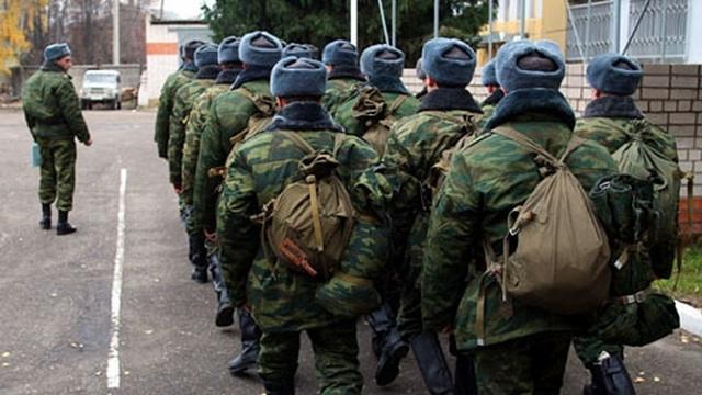 Увольнение с связи с призывом в армию