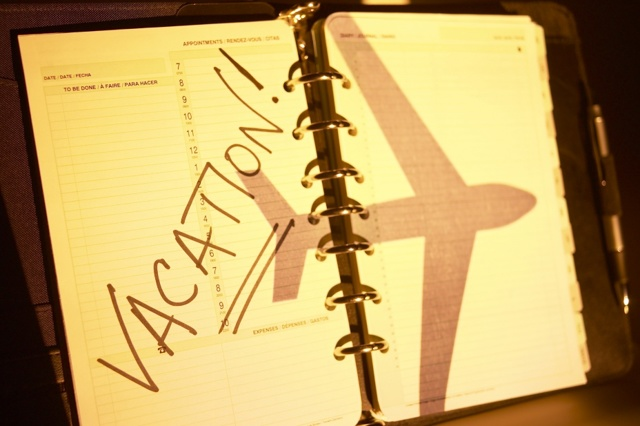 Отпуск вне графика отпусков: как оформить