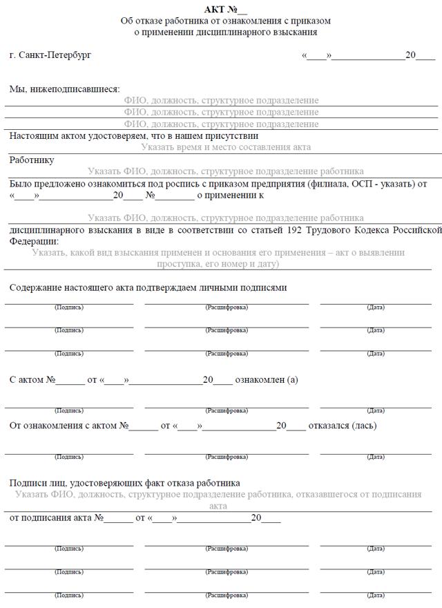 Выговор на работе – последствия, нормативы ТК РФ и другие нюансы