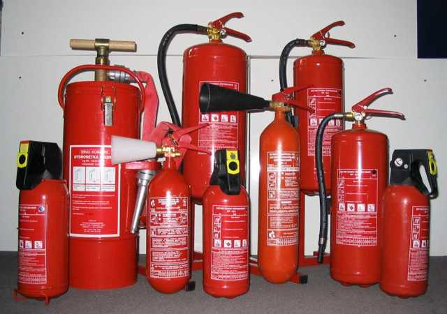 Журнал учета огнетушителей: образец, пример, как заполнять