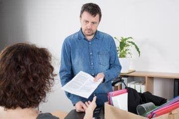 Как взыскать ущерб с уволенного работника
