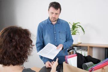 Увольнение за неоднократное неисполнение трудовых обязанностей