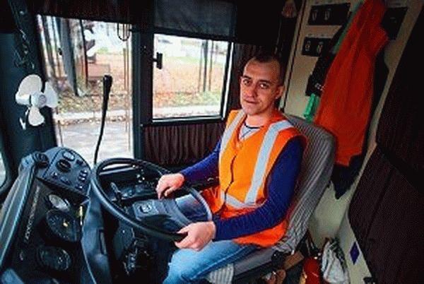 Стажировка водителей при приёме на рабоу