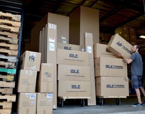 Сколько зав складов на одну организацию