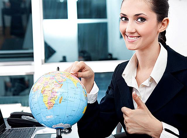 Профессии в сфере туризма