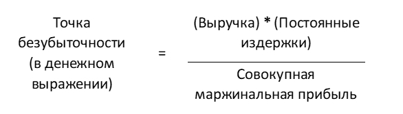 Маржинальная прибыль - это что такое, формула расчета и пример