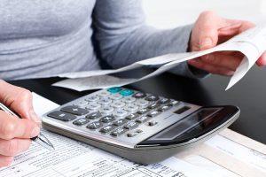 Лицевые счета сотрудников по заработной плате