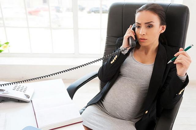 Особенности приема беременной женщины на работу по ТК РФ, отказ в приеме беременной
