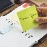 Благодарность за работу сотруднику – что это, как написать