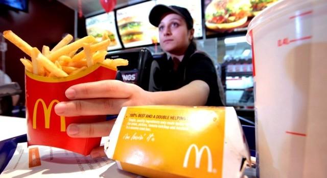 Зарплата в Макдональдсе (реальные цифры)