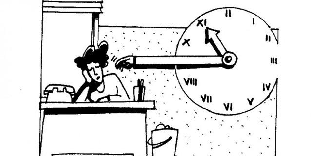 Продолжительность рабочего дня в разных странах